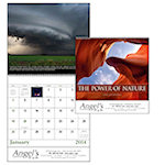 The Power Of Nature Spiral Wall Calendars